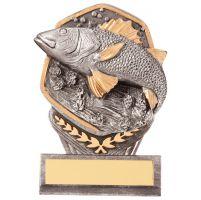 Falcon Fishing Bass Trophy Award 105mm : New 2020