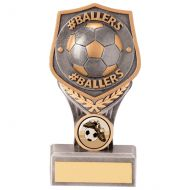 Falcon Football #Ballers Trophy Award 150mm : New 2020