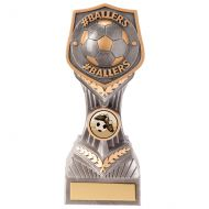 Falcon Football #Ballers Trophy Award 190mm : New 2020
