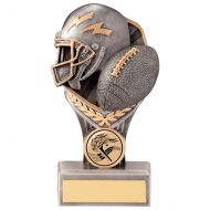 Falcon American Football Trophy Award 150mm : New 2020