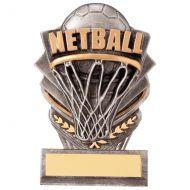 Falcon Netball Trophy Award 105mm : New 2020