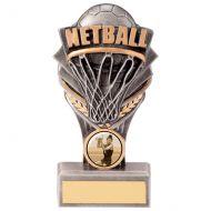 Falcon Netball Trophy Award 150mm : New 2020