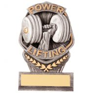 Falcon Power Lifting Trophy Award 105mm : New 2020