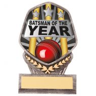 Falcon Cricket Batsman Trophy Award 110mm : New 2020