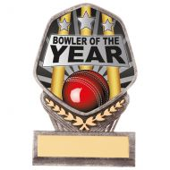 Falcon Cricket Bowler Trophy Award 110mm : New 2020