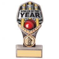 Falcon Cricket Bowler Trophy Award 140mm : New 2020