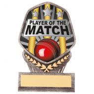 Falcon Cricket Player of Match Trophy Award 110mm : New 2020