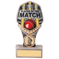 Falcon Cricket Player of Match Trophy Award 140mm : New 2020