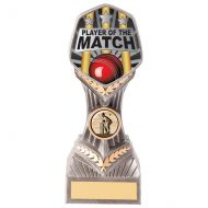 Falcon Cricket Player of Match Trophy Award 180mm : New 2020
