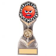 Falcon Emoji Angry Trophy Award 190mm : New 2020
