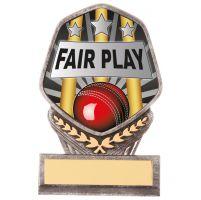 Falcon Cricket Fair Play Trophy Award 110mm : New 2020