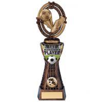 Maverick Football Manager Player Trophy Award 250mm : New 2020