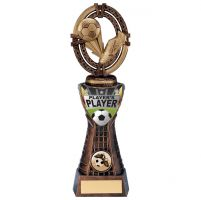 Maverick Football Players Player Trophy Award 250mm : New 2020