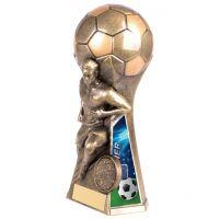 Trailblazer Male Winner Trophy Award Classic Gold 160mm : New 2020