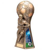 Trailblazer Male Winner Trophy Award Classic Gold 265mm : New 2020