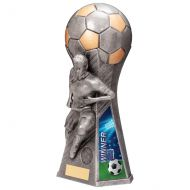 Trailblazer Girls Winner Trophy Award Antique Silver 265mm : New 2020