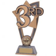 Star Blast 3rd Place Award 180mm
