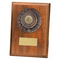 Donegal Walnut Plaque 175mm : New 2019