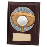 Phoenix Golf Plaque 125mm : New 2019