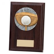 Phoenix Golf Plaque 150mm : New 2019