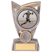 Triumph Football Trophy Award 125mm : New 2020