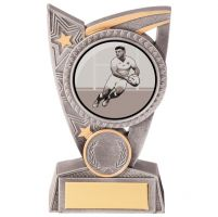 Triumph Rugby Trophy Award 125mm : New 2020
