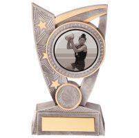 Triumph Netball Trophy Award 150mm : New 2020