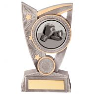 Triumph Boxing Trophy Award 150mm : New 2020