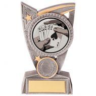 Triumph Poker Trophy Award 125mm : New 2020
