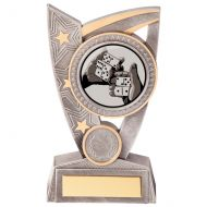 Triumph Dominoes Trophy Award 150mm : New 2020