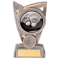 Triumph Badminton Trophy Award 125mm : New 2020