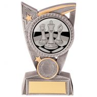Triumph Chess Trophy Award 125mm : New 2020