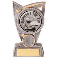 Triumph Golf Nearest The Pin Trophy Award 125mm : New 2020