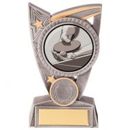 Triumph Table Tennis Trophy Award 125mm : New 2020
