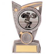 Triumph Powerlift Trophy Award 125mm : New 2020