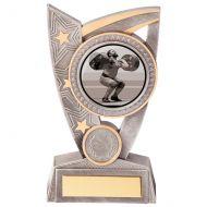 Triumph Powerlift Trophy Award 150mm : New 2020