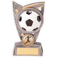 Triumph 3D Football Trophy Award 125mm : New 2020