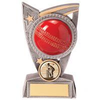 Triumph 3D Cricket Trophy Award 125mm : New 2020