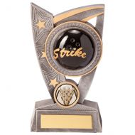 Triumph Ten Pin Bowling Trophy Award 150mm : New 2020