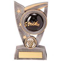 Triumph Ten Pin Bowling Trophy Award 150mm : New 2020