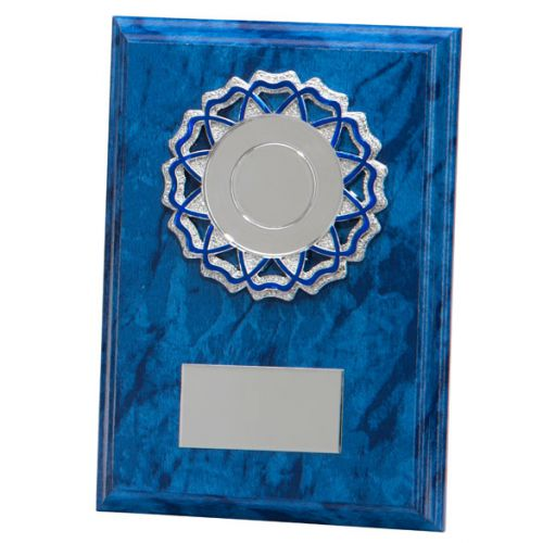 Armagh Cobalt Plaque 150mm