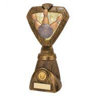 Hero Frontier Ten Pin Bowling Trophy Award 250mm : New 2019