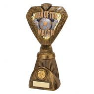 Hero Frontier Man of The Match Trophy Award 250mm : New 2019
