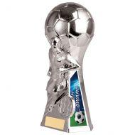 Trailblazer Male Coach Trophy Award Silver 160mm : New 2020