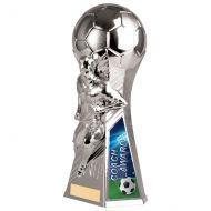 Trailblazer Male Coach Trophy Award Silver 265mm : New 2020