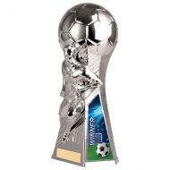 Trailblazer Male Winner Trophy Award Silver 265mm : New 2020