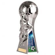 Trailblazer Male Manager Trophy Award Silver 265mm : New 2020
