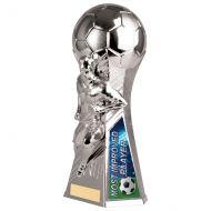 Trailblazer Male Improved Trophy Award Silver 265mm : New 2020