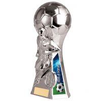 Trailblazer Male Star Player Trophy Award Silver 160mm : New 2020