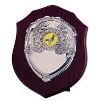 Vanquish Mahogany Shield 175mm